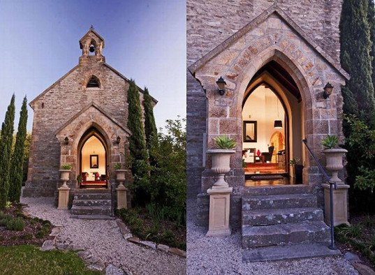 Spectacular Church conversion!