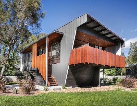 Solar Beach House