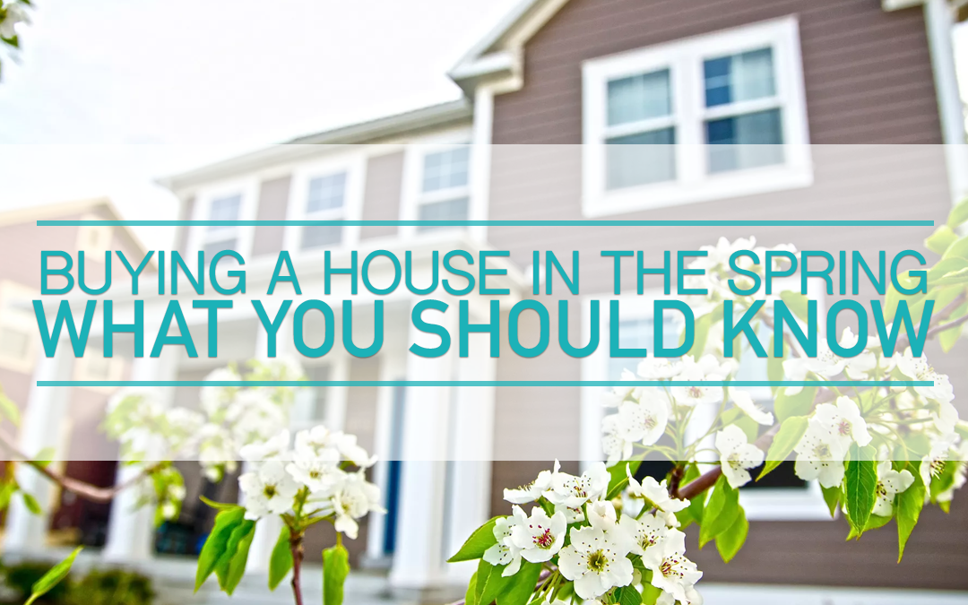 Buying a House in the Spring: What You Should Know