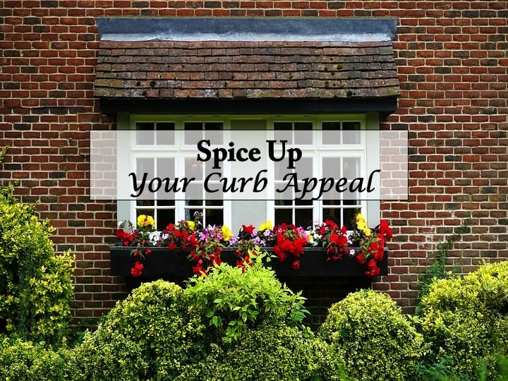 Spice Up Your Curb Appeal