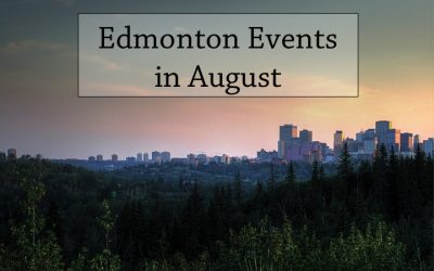Edmonton Events in August