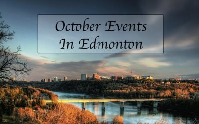 October Events In Edmonton